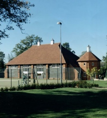 Multi Purpose Hall, Bookham by WLA Architecture LLP