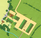 Old Rectory Farm Layout Surrey by WLA Architecture LLP