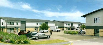 Industrial Units Pitstone Tring buckinghamshire by WLA Architecture LLP